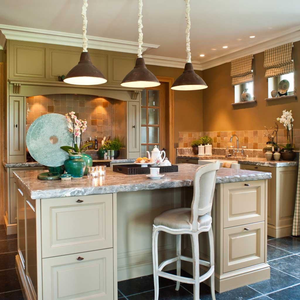 Jacob handgemaakte keuken engelse stijl project wijchen product in beeld startpagina voor - Land keuken model ...