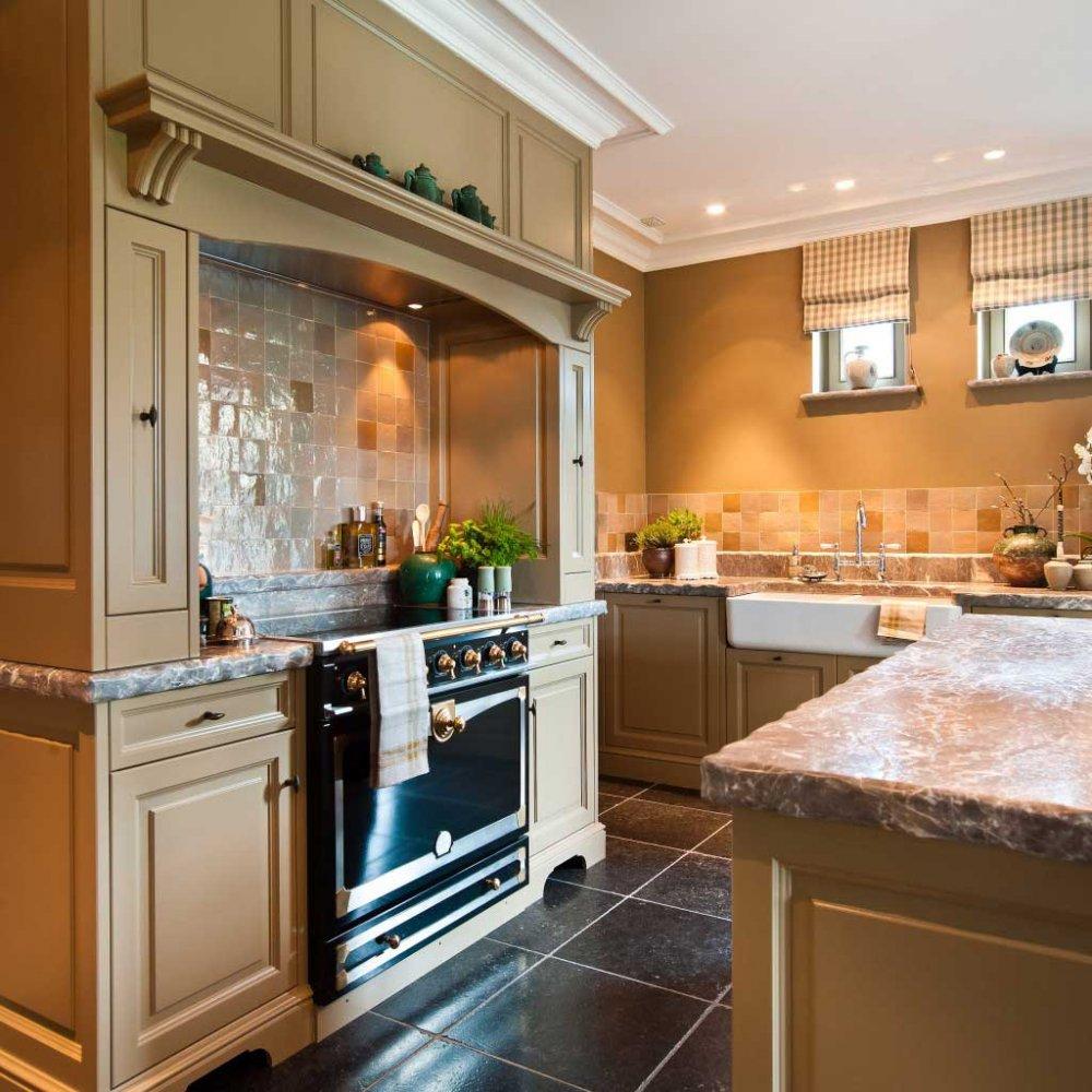 Jacob handgemaakte keuken engelse stijl project wijchen product in beeld startpagina voor - Keuken stijl ...