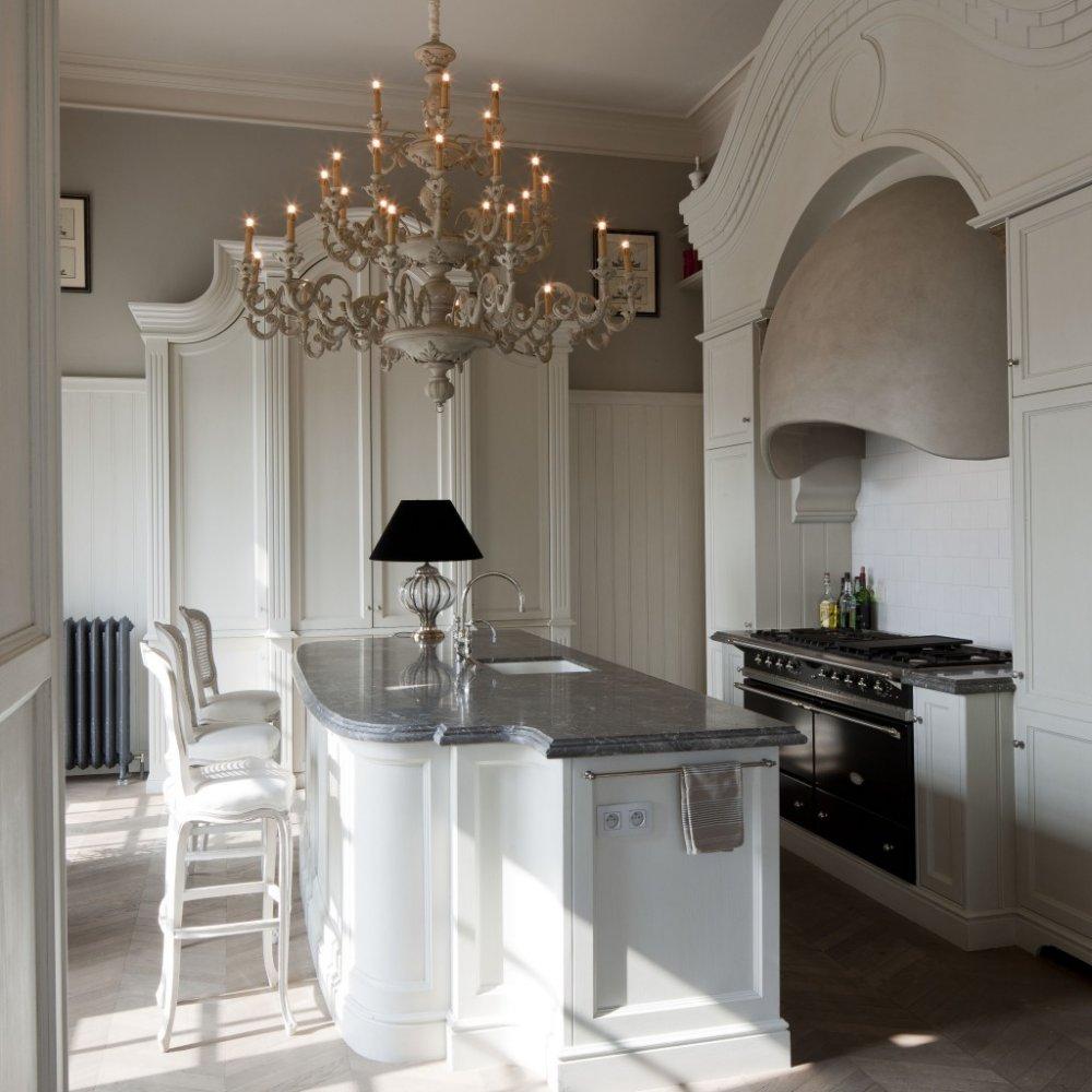 JACOB handgemaakte keuken project Nijmegen