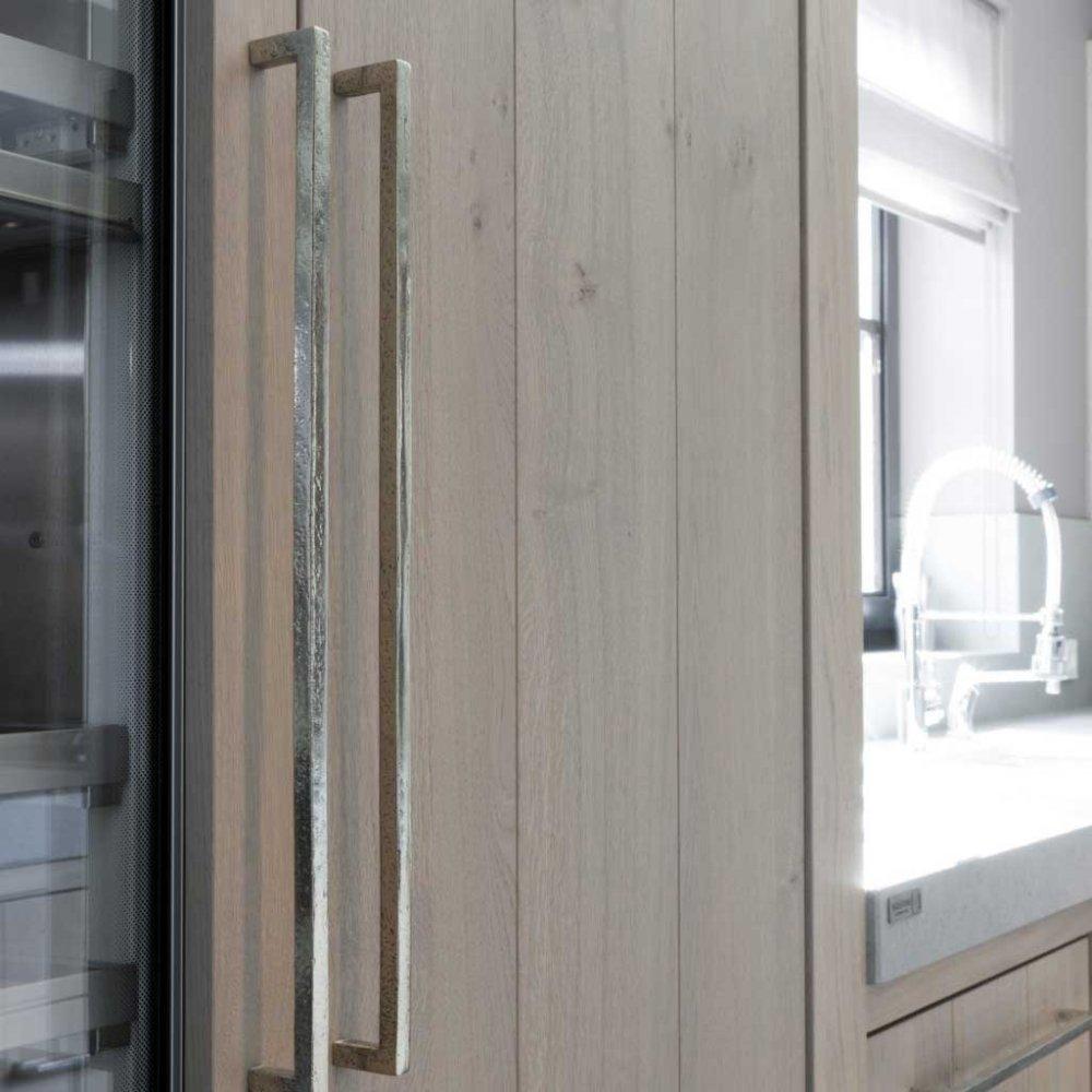 Eiken Keuken Project : JACOB handgeschilderde eiken keuken project Zutphen