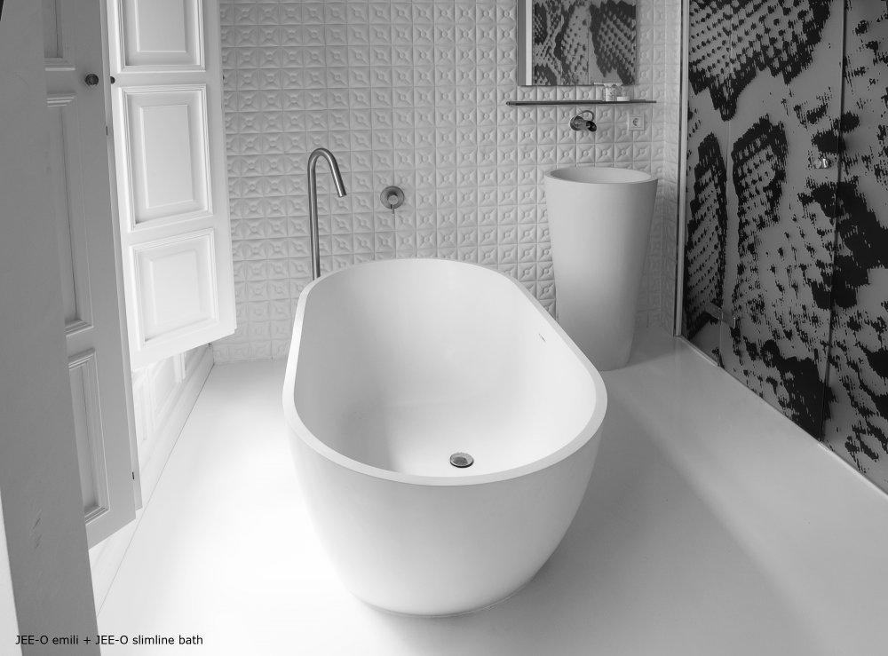 JEE-O emili - vrijstaand bad
