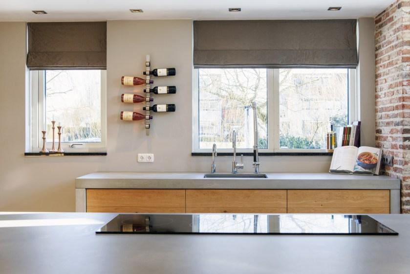 Keuken Met Beton : Landelijk gecombineerd met beton van ginkel keukens