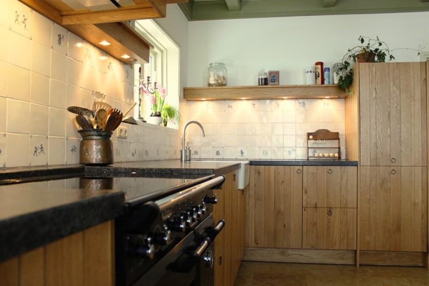 Eiken Handgemaakte Keukens : JP Walker tijdloos eiken keuken Product in beeld