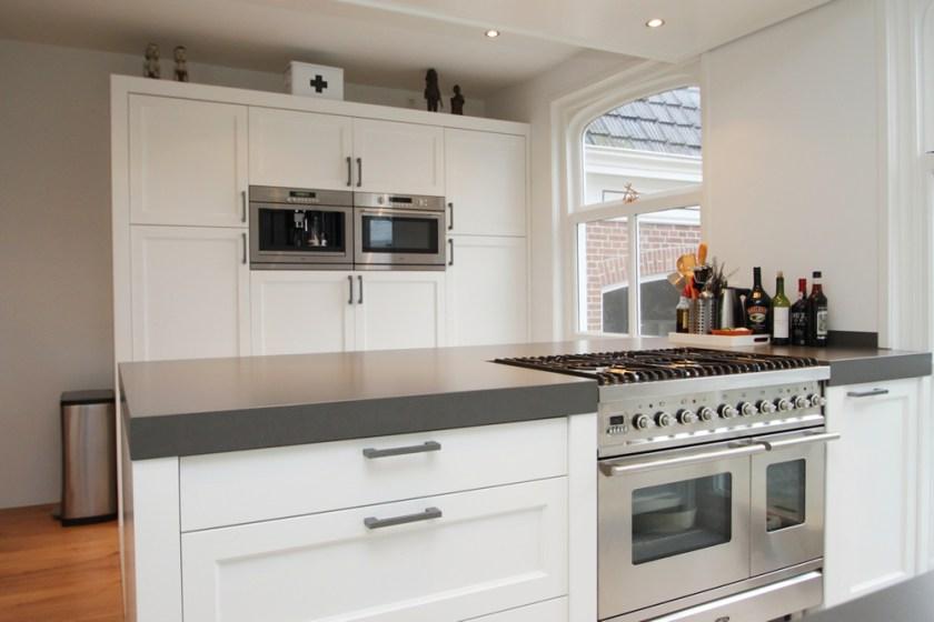 Jp walker witte klassieke houten keuken product in beeld startpagina voor keuken idee n uw for Foto witte keuken