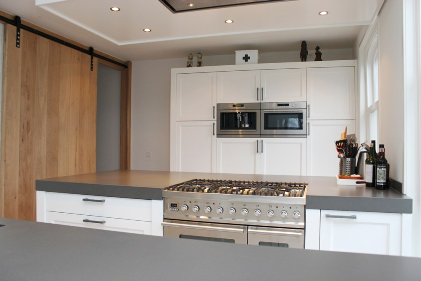 Jp walker witte klassieke houten keuken product in beeld startpagina voor keuken idee n uw - Hout en witte keuken ...