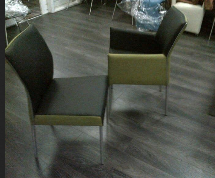 Design eetkamerstoelen vintage design dusty pink dining chairs