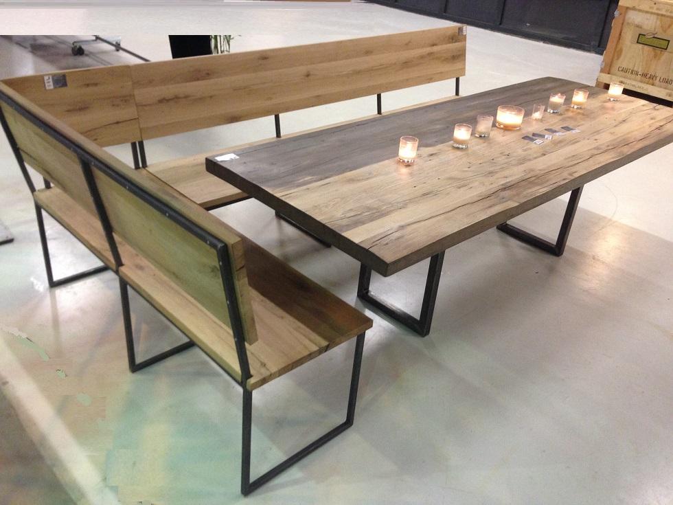 Kabana Design houten tafels