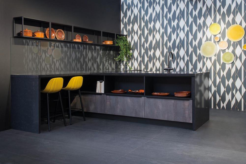 Achterwand Industrieel Keuken : Industriële keukens van keller product in beeld startpagina