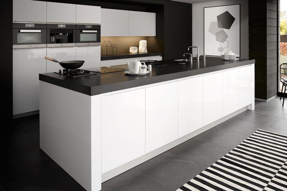 Moderne keukens van keller product in beeld startpagina voor