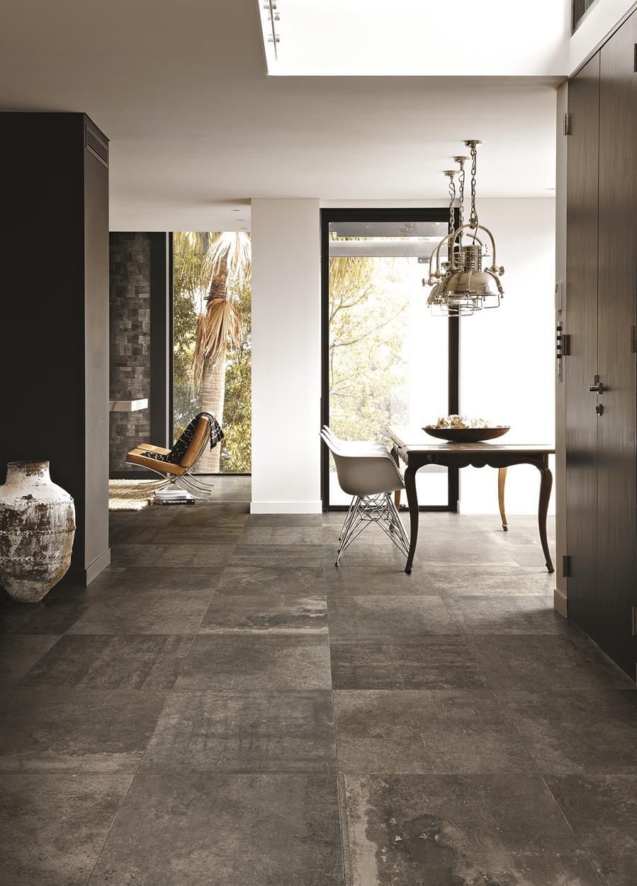 Keramische tegels met natuursteen uitstraling product in beeld startpagina voor - Keramische vloeren ...