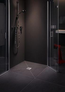 Waterdichte wandpanelen badkamer