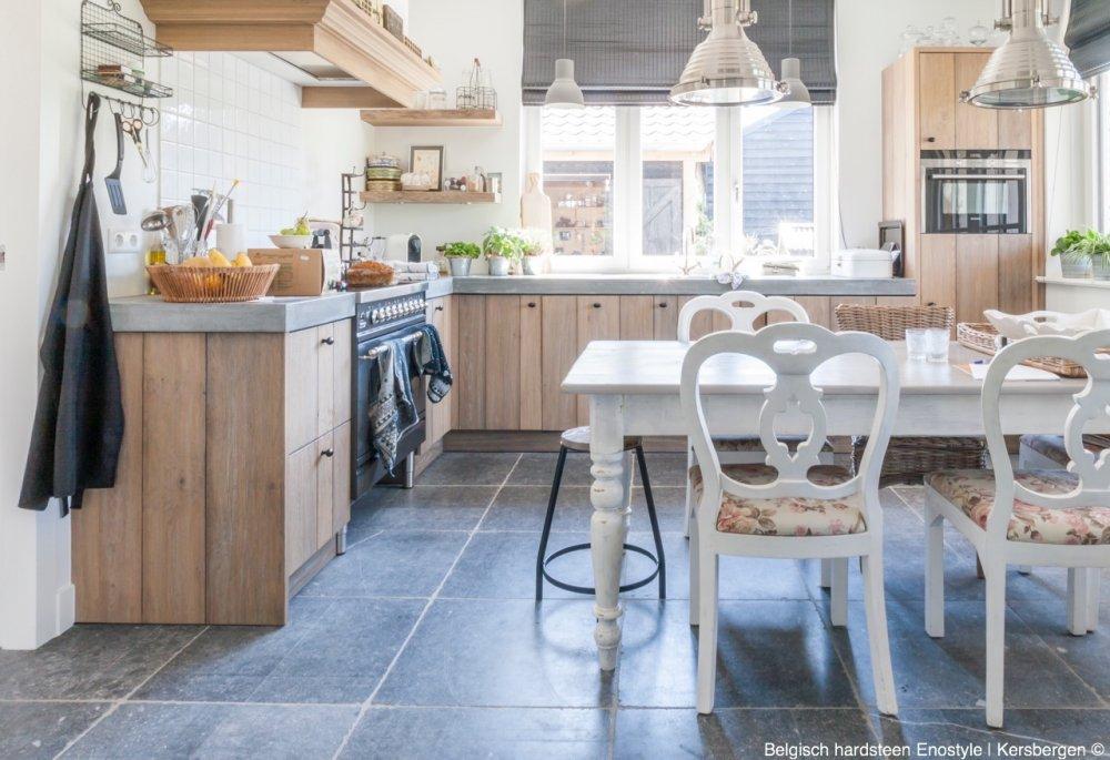 Belgisch hardsteen Enostyle (2) | Kersbergen