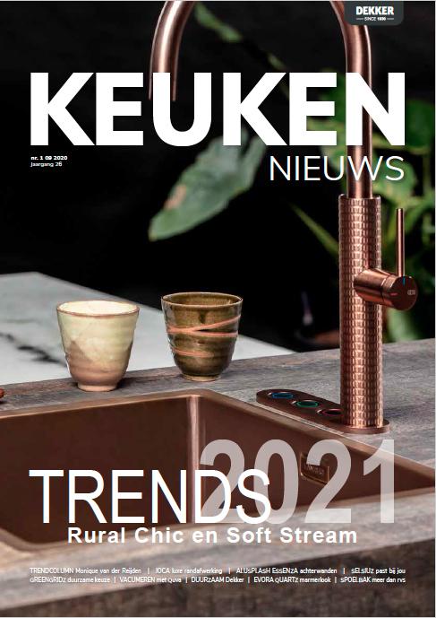 Keuken magazine Dekker Zevenhuizen