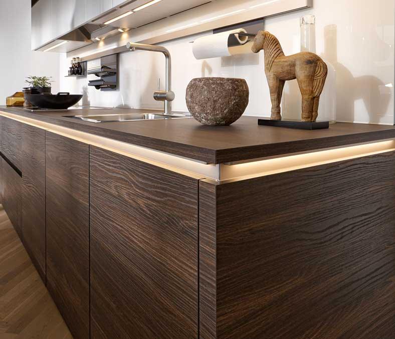 Keuken Verlichting: Keuken verlichting aanrecht werkvlak indirecte ...