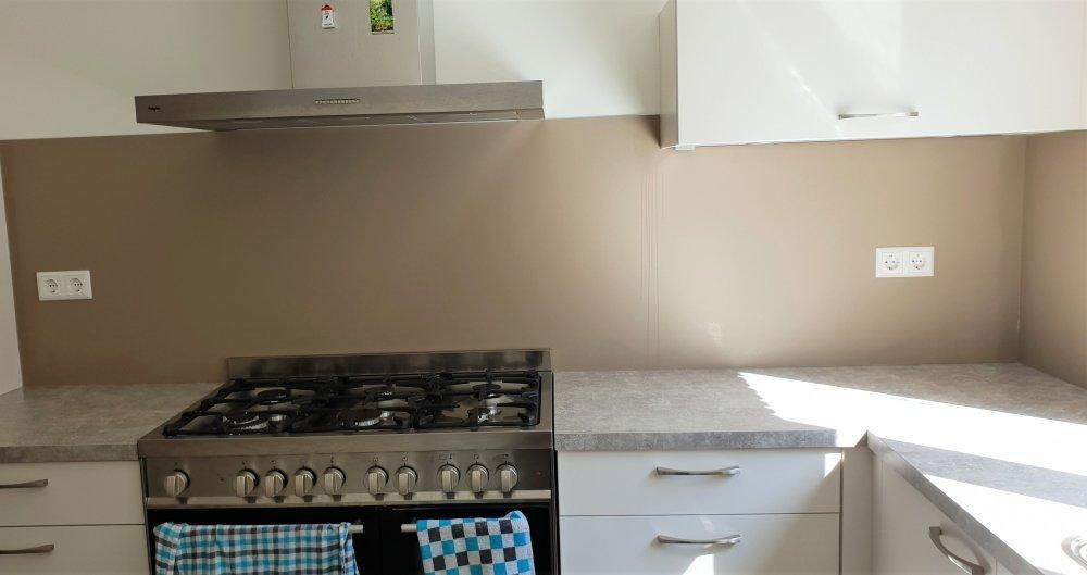 Keuken Achterwand Ideeen : Keukenachterwand op bestaande tegels product in beeld