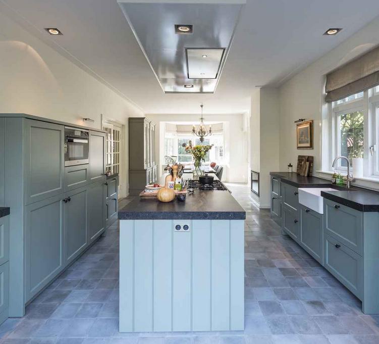 Persoonlijk keuken ontwerp