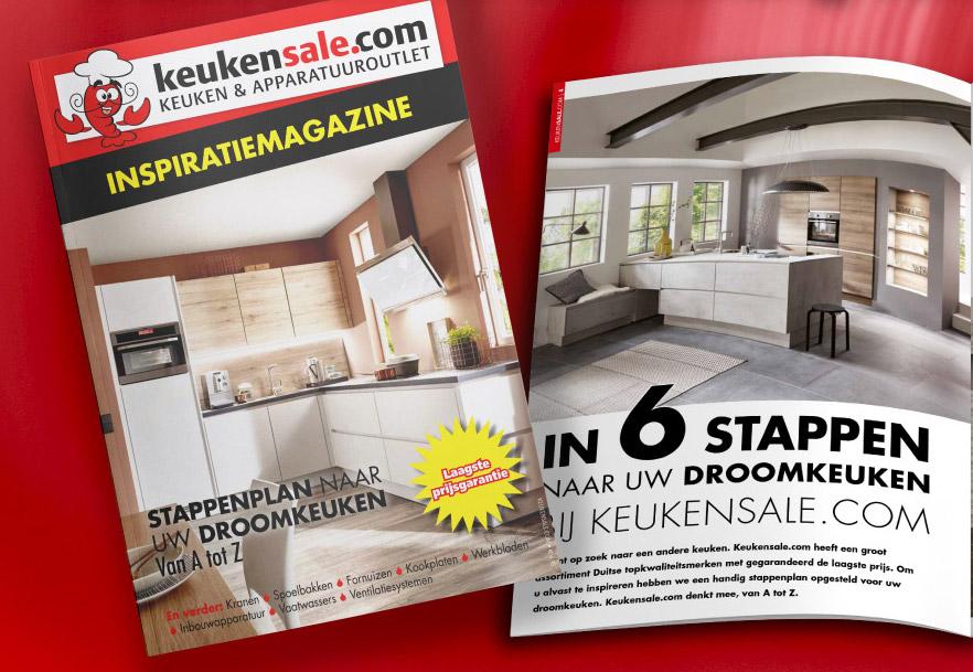 Keukensale keukeninspiratie magazine