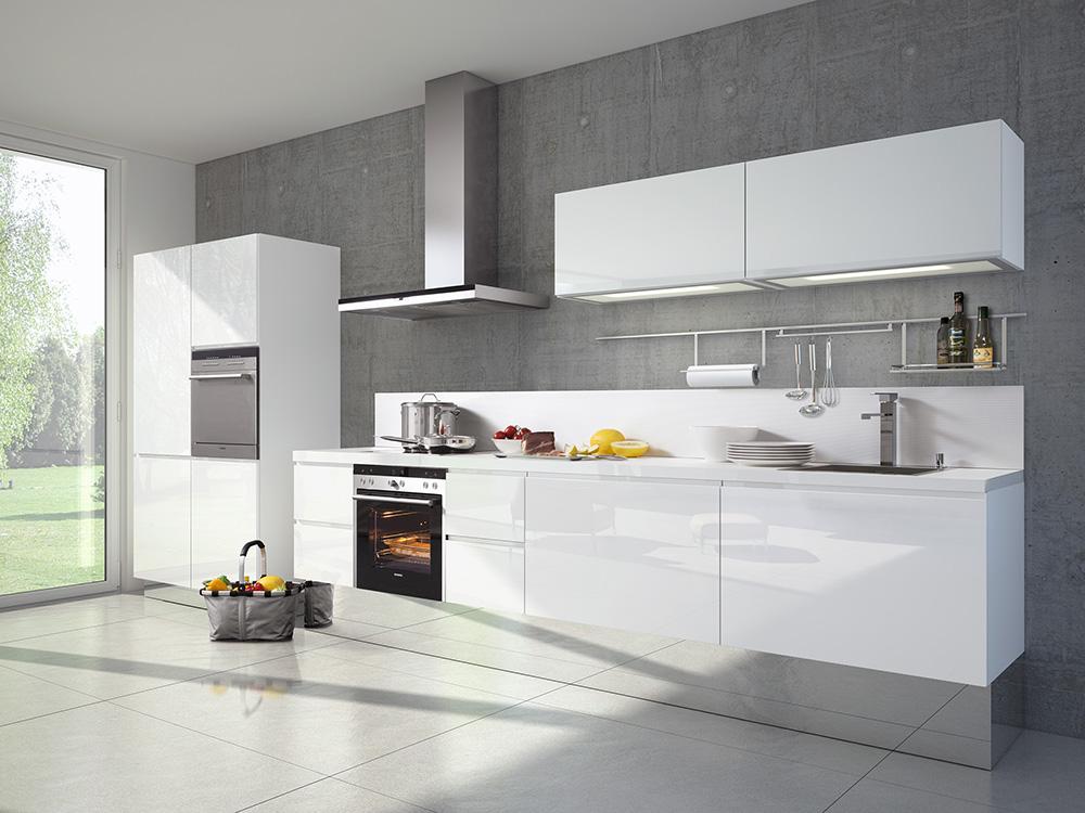 Keuken Strak Wit : wit – Product in beeld – Startpagina voor keuken idee?n UW-keuken