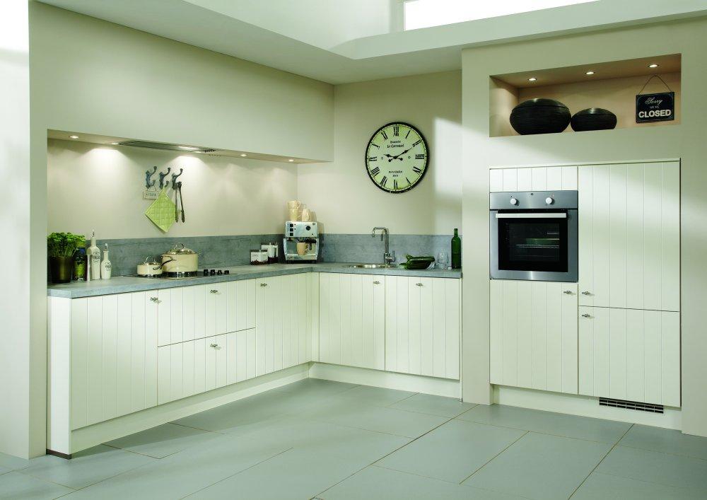 Keukenspecialist.nl vivari magnolia mat lak   product in beeld ...