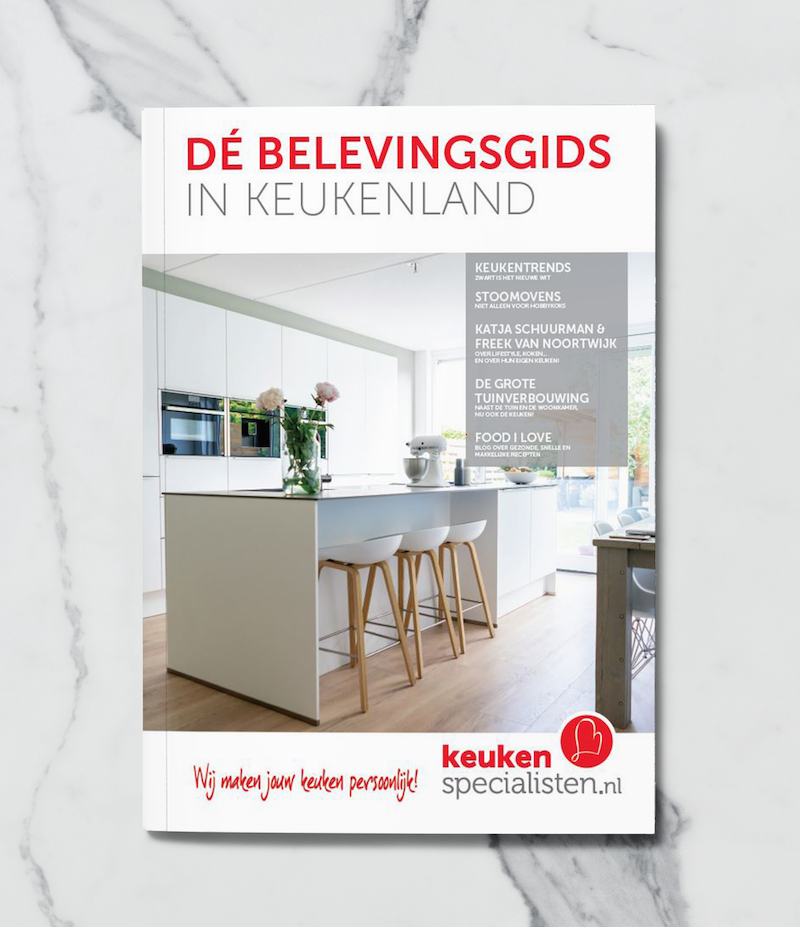 Keukenspecialisten.nl belevingsgids