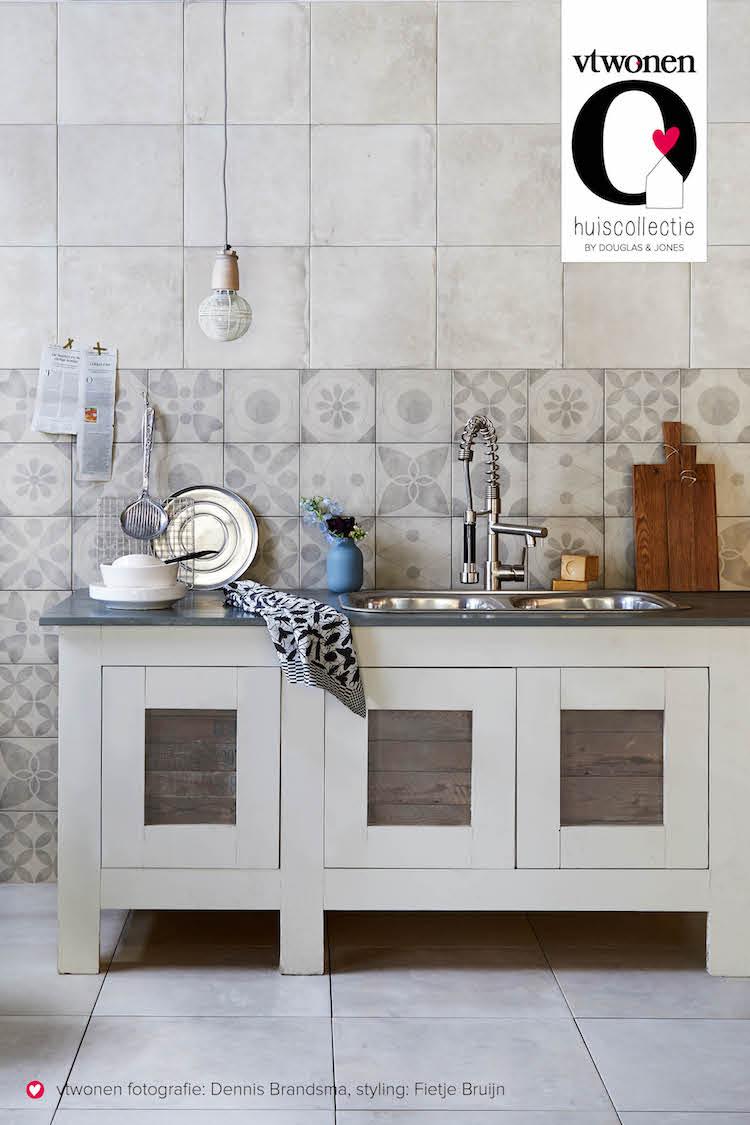 Keukentegel Neo van vtwonen by Douglas & Jones