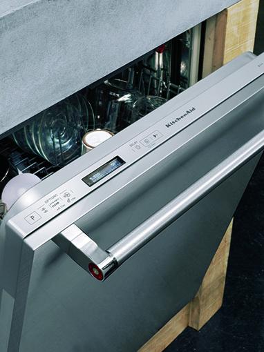kitchenaid machine cleaner