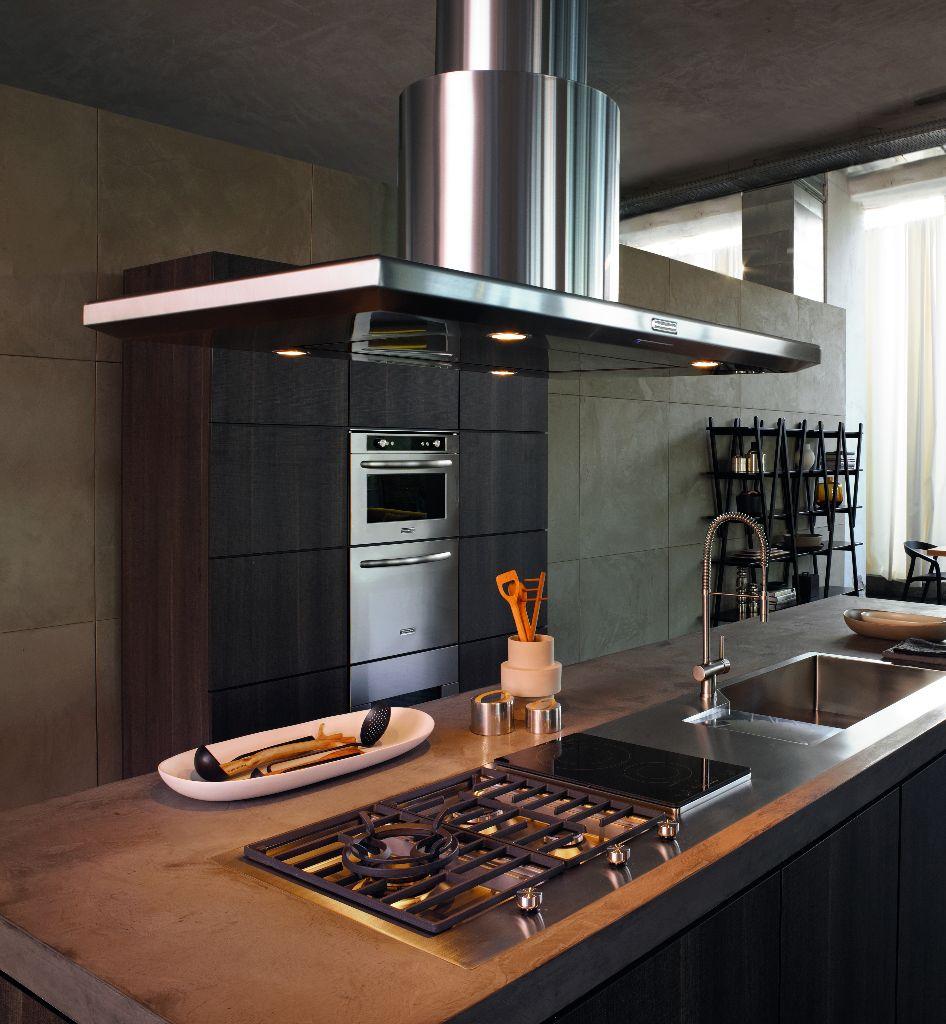 KitchenAid Architect afzuigkap eilandversie