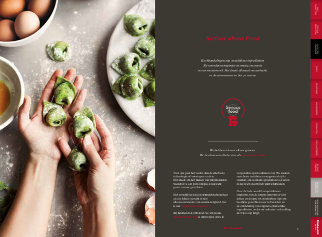 Online Brochure | KitchenAid