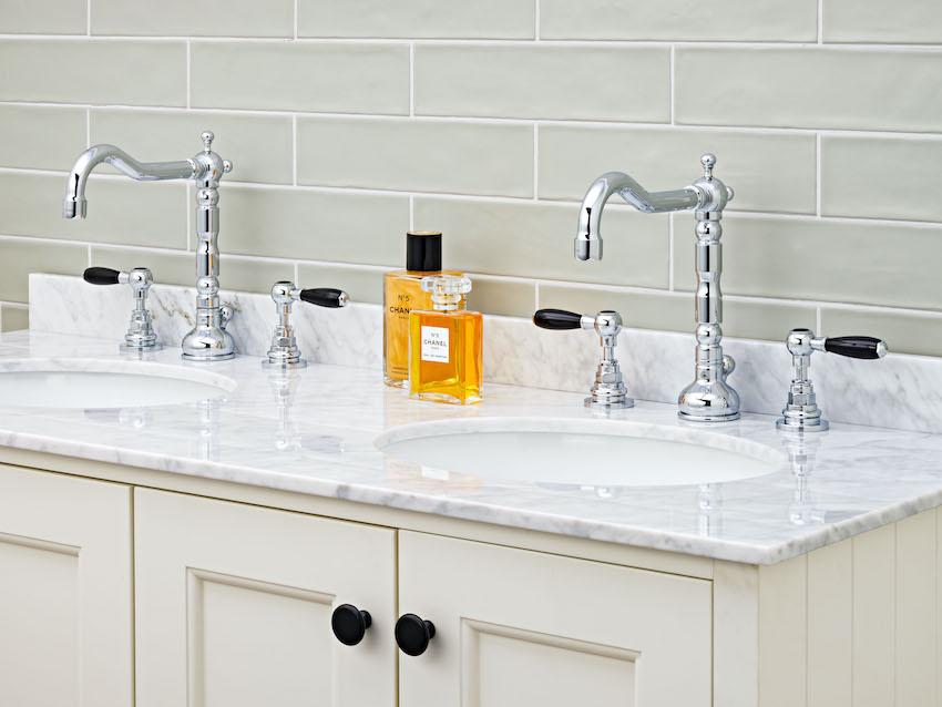 Kranen en douches | Klassiek Sanitair