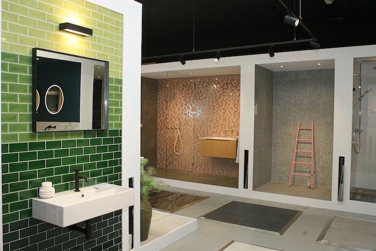 Badkamertegels voor wand en vloer | KOL Tegels