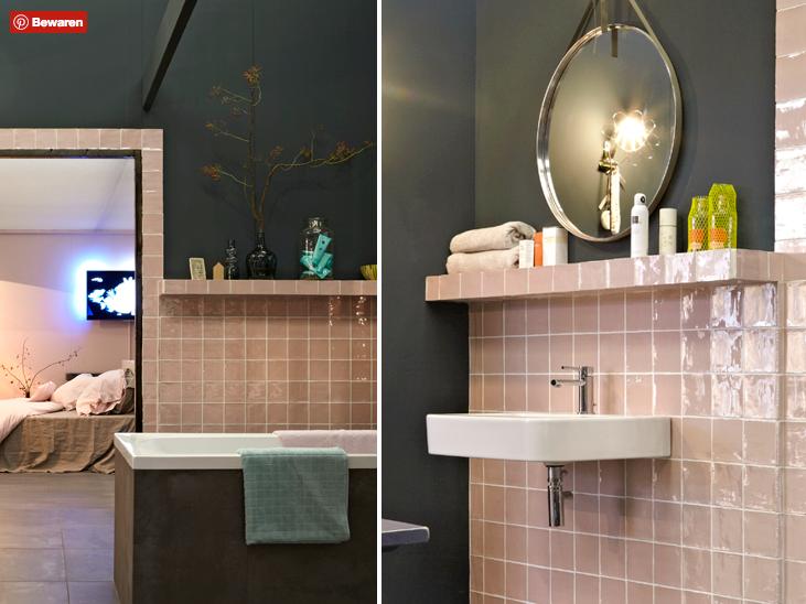 Kol tegels collectie vtwonen by douglas jones product in beeld startpagina voor badkamer - Muurpanelen badkamer ...