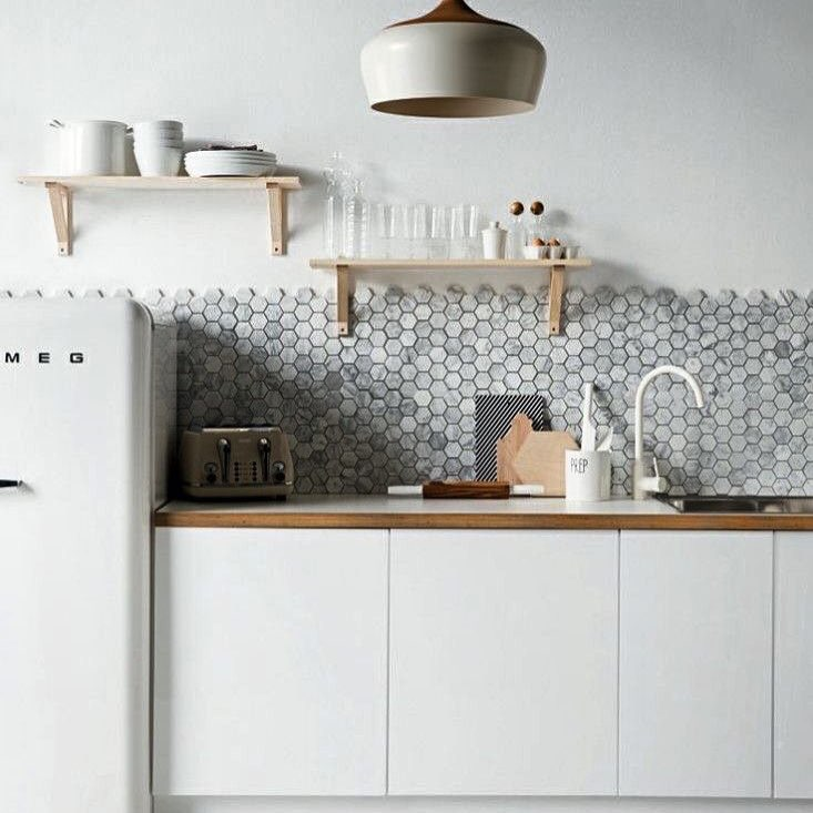 Kol tegels achterwanden vt wonen product in beeld startpagina voor keuken idee n uw - Open keuken ideeen ...