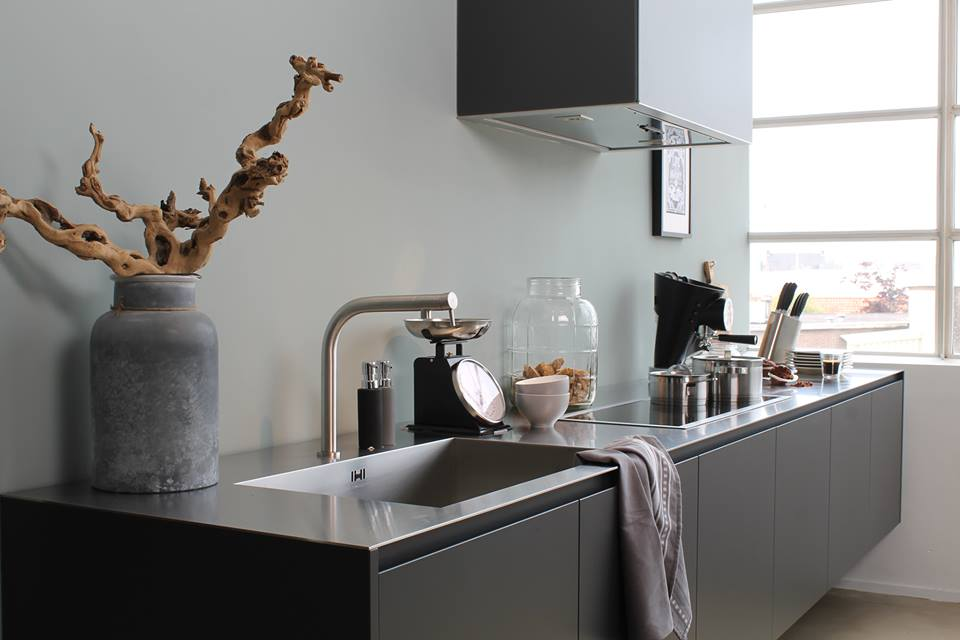 Design Keuken Kraan : Handige nieuwe sensor keukenkraan classylifeclassylife