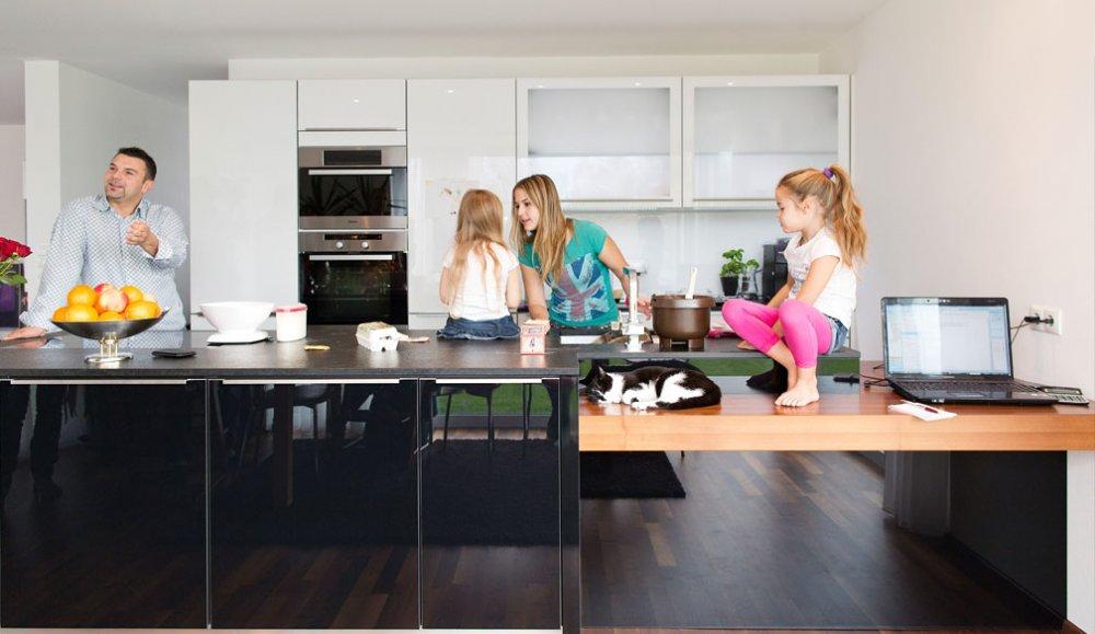 Kuhlmann moderne Keukens