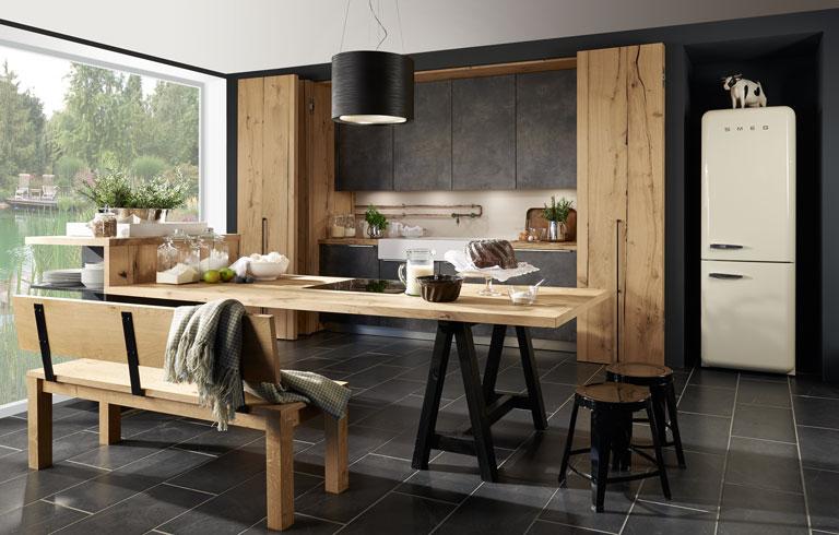 De verborgen keuken