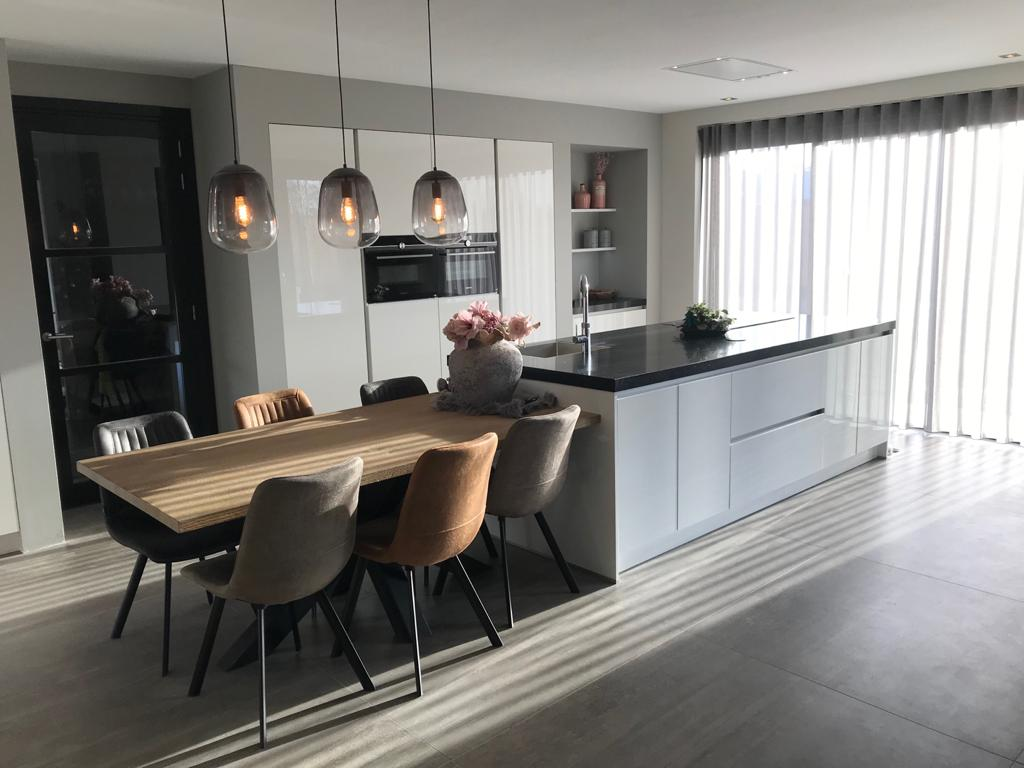 Witte keuken | Kuhlmann Keukens