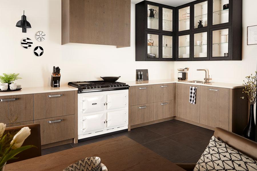 Landelijke keuken Wood Works
