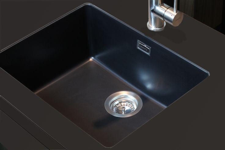 Lavanto spoelbak zwart kunststof - Product in beeld - Startpagina ...