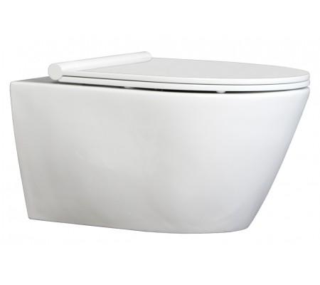 Lanesto toilet Comfort Rimless