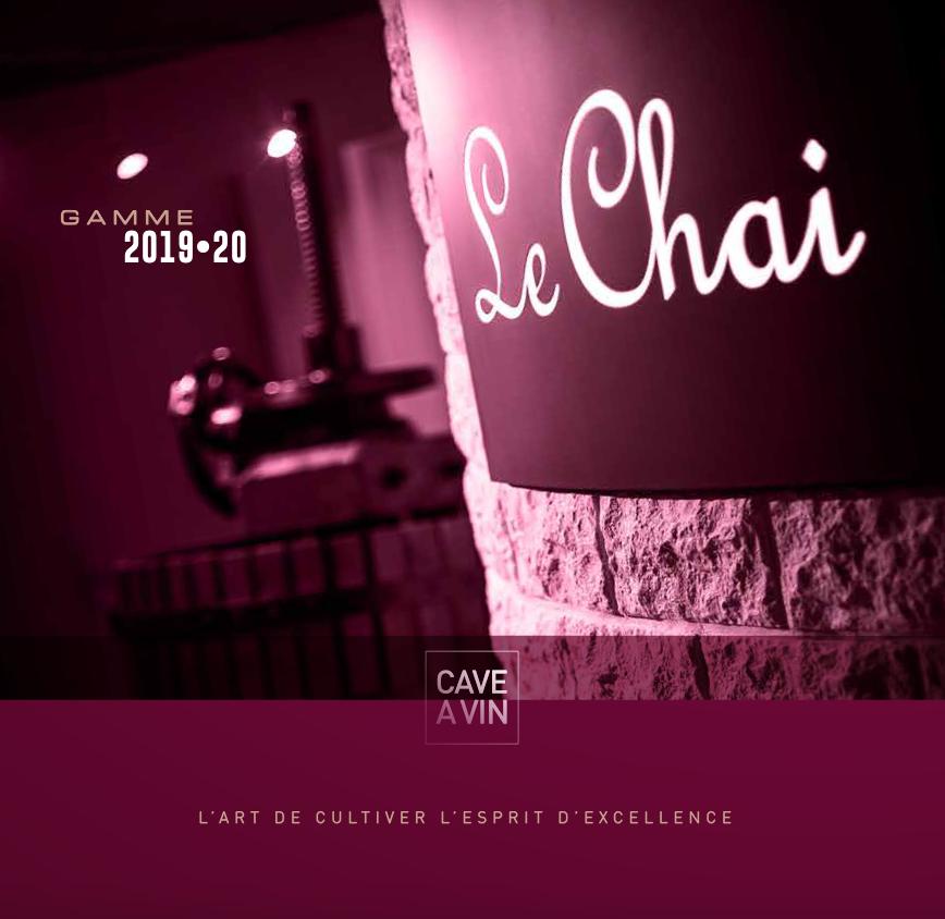 Online brochure | Le Chai