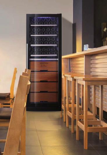 Vrijstaande wijnbewaarkast | Le Chai
