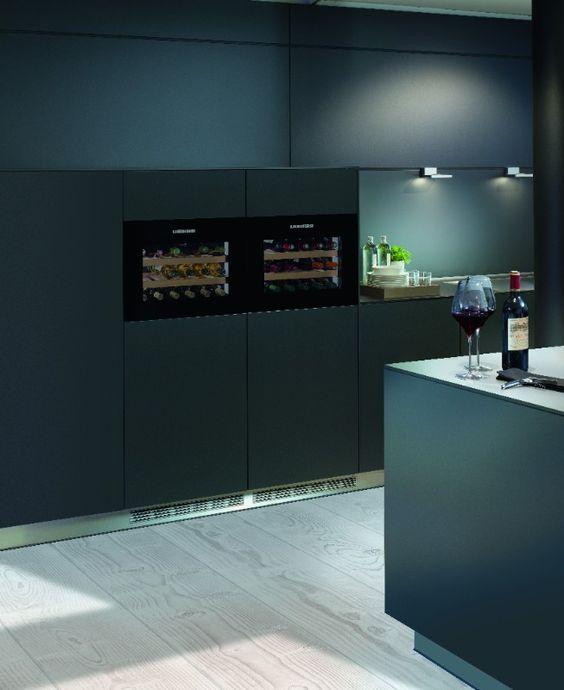 Liebherr inbouwwijnkast wke 582 product in beeld startpagina voor keuken idee n uw - Meubels keuken beneden cm ...