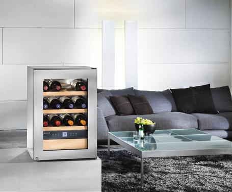 Liebherr mini design wijnbewaarkast Wkes 653