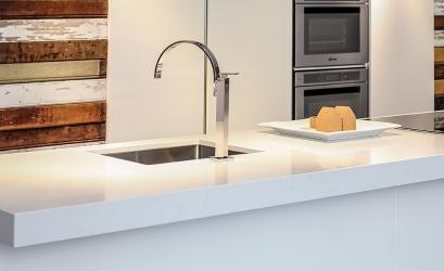 Kitchen restyle keukenrenovatie vervangt werkbladen