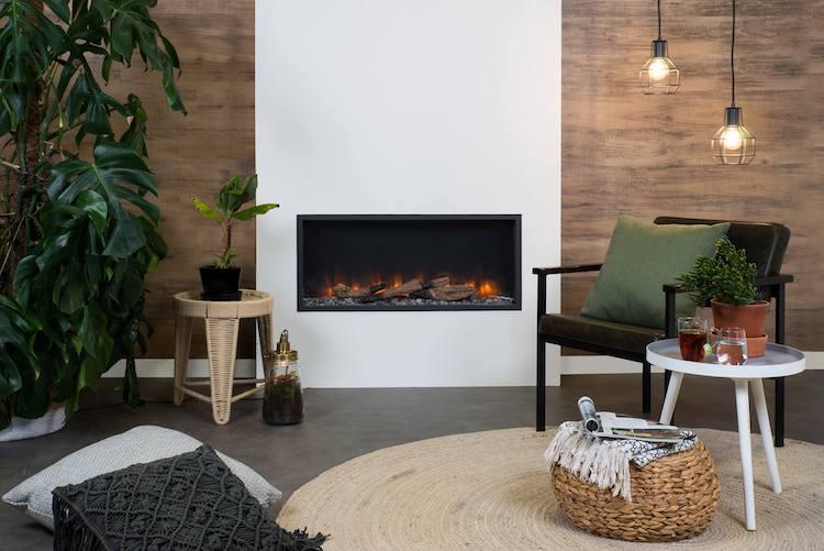 Elektrische inbouwhaard | Livin' flame