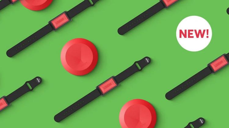 Button Air drukknop | Loxone
