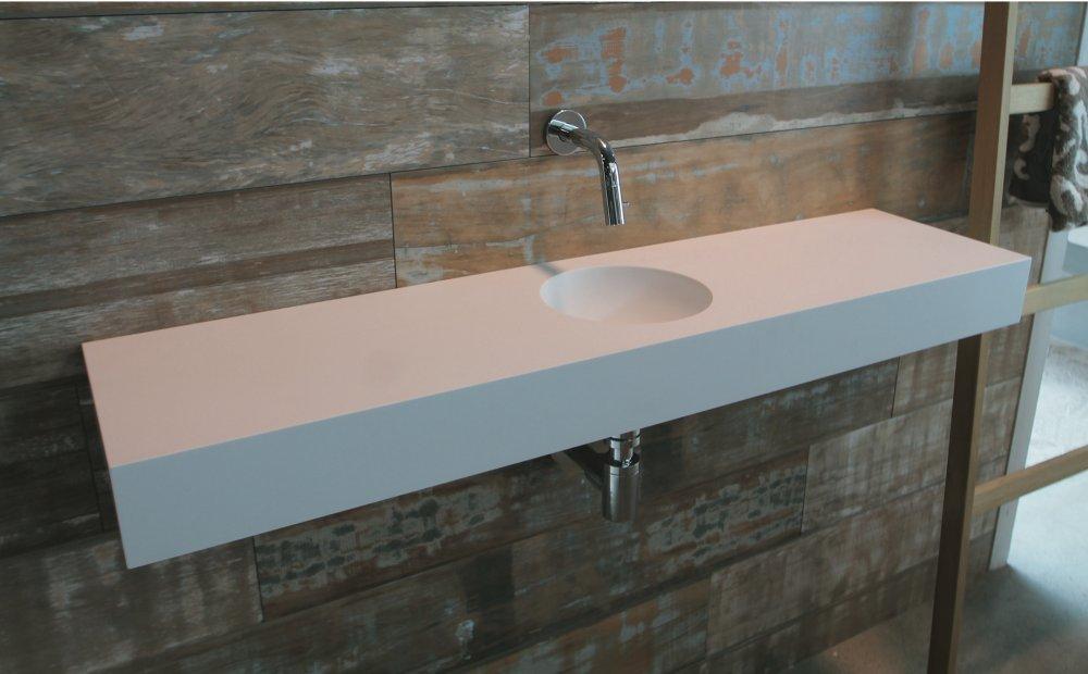 luca bagno hi macs wastafel meubel product in beeld