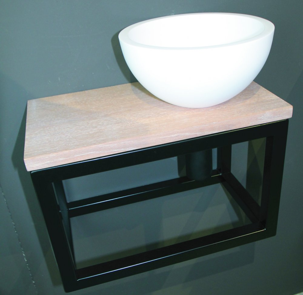 luca steel fonteinset - product in beeld