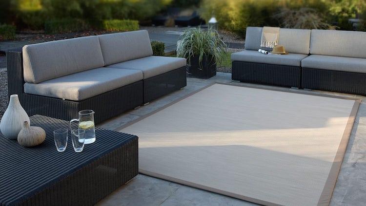 Waterbestendig terrastapijt | Luxxout