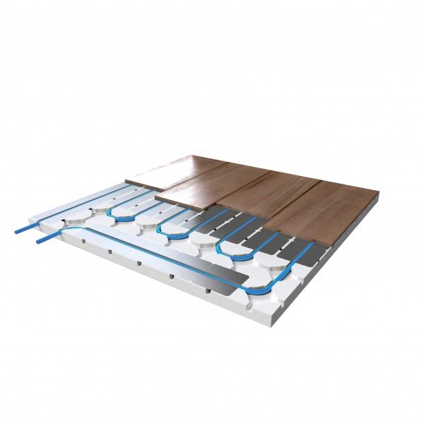 Flexibele vloerverwarmingsbuis | MAGNUM Heating